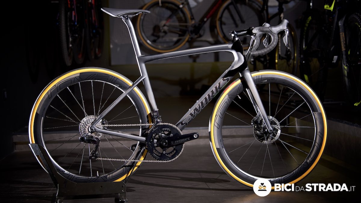 Specialized Tarmac S-works Disc