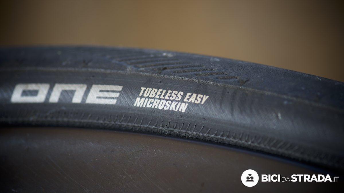 Gomme tubeless per bici da strada