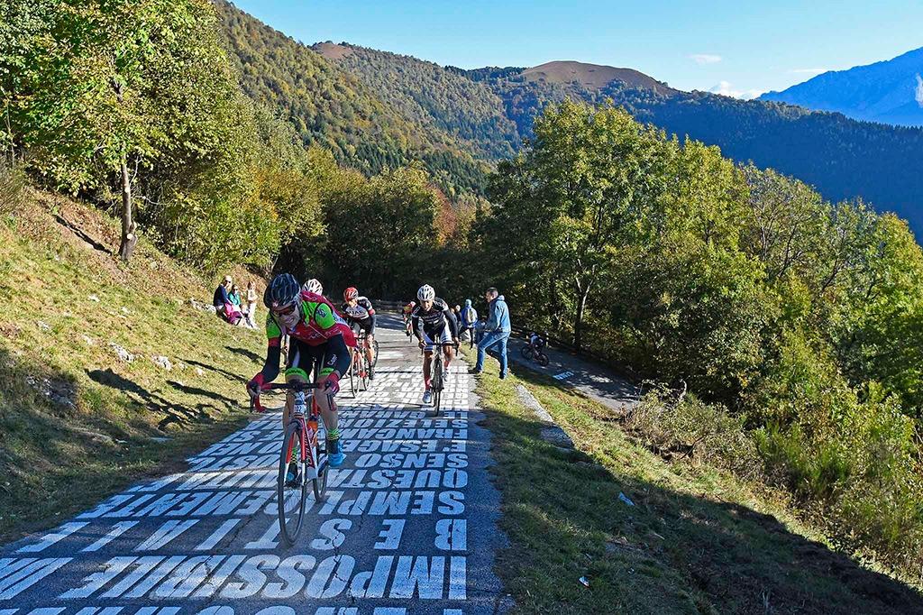 Ciclismo stacco di fine stagione
