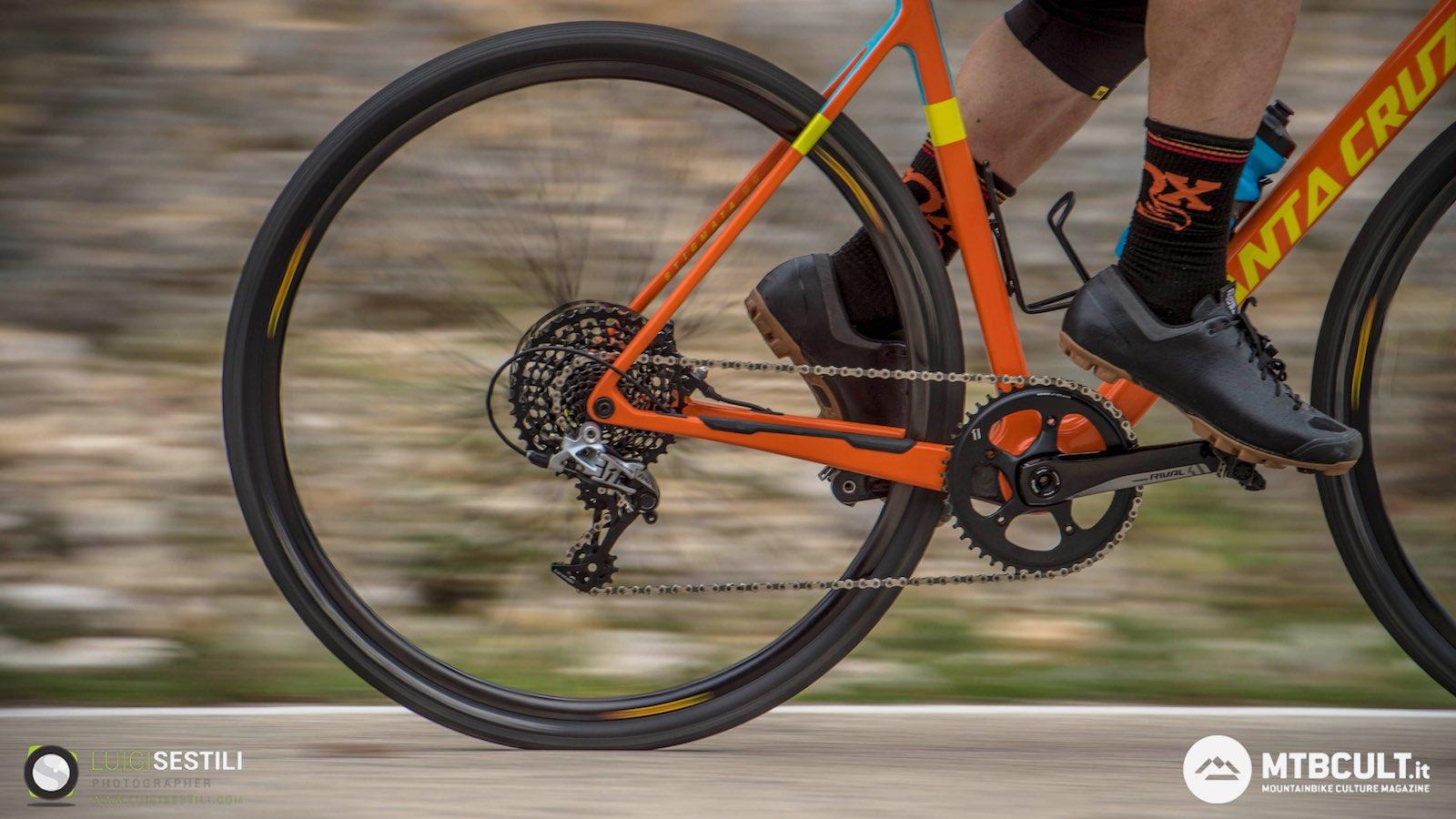 Ruote per gravel bike