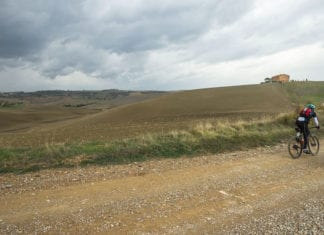 val d'orcia gravel