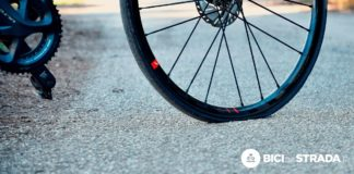 forare meno in bici