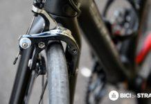 bici con freno a pattino