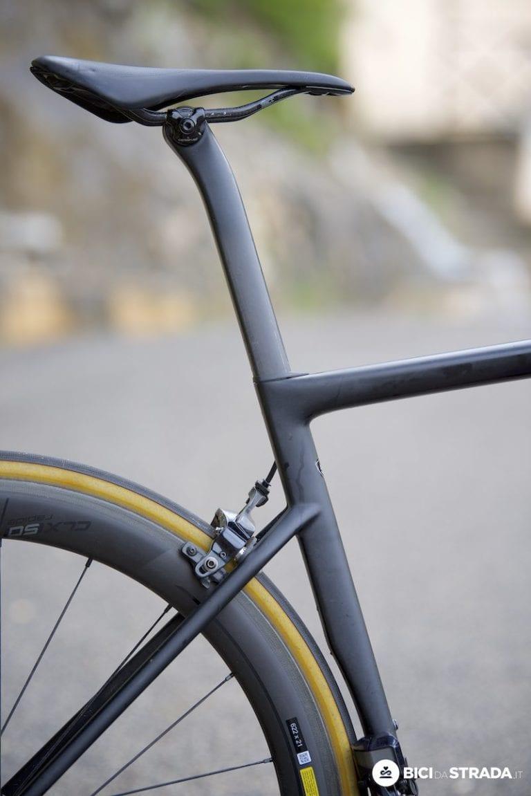 alleggerire la bici