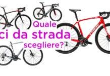 sceglie la bici da strada