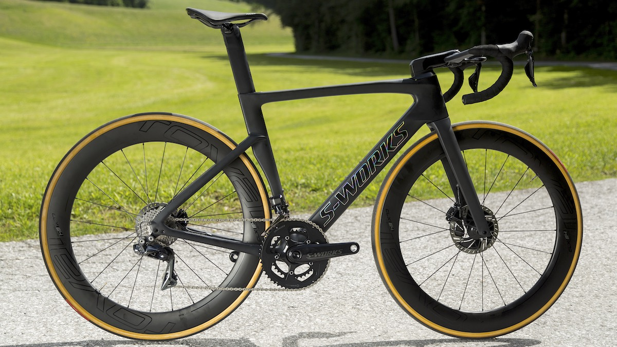 81c8e654551281 VIDEO SHORT TEST – Nuova Specialized S-Works Venge: veloce, facile, 7,1 kg.  Di