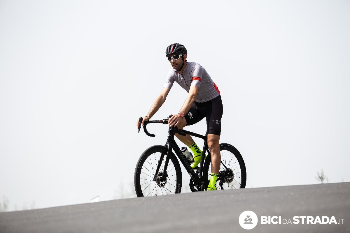 mal di schiena in bici da corsa