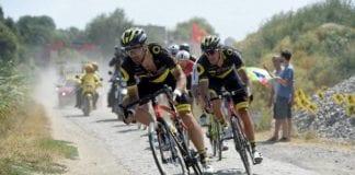 Wilier e Team Direct Energie
