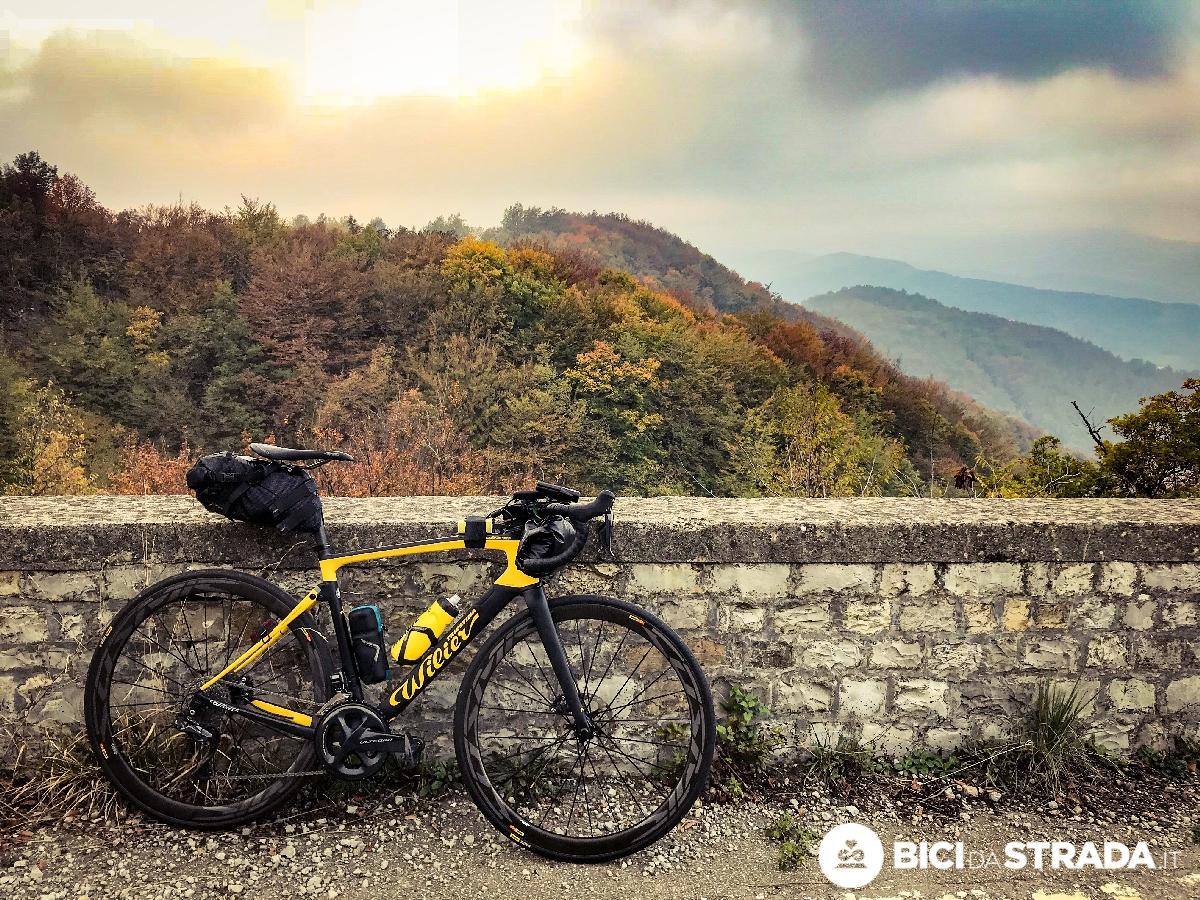 avventura bikepacking