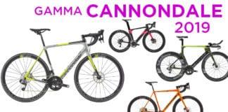 Bici da strada Cannondale 2019