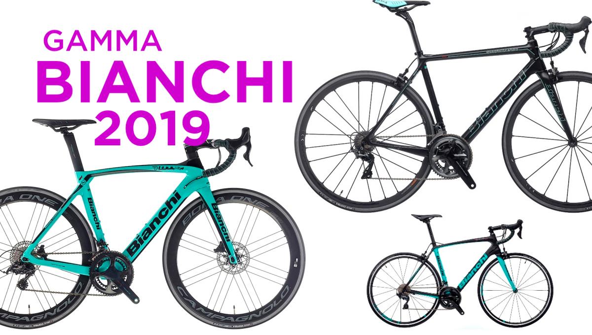 Bici Da Strada Bianchi 2019 Modelli Immagini E Prezzi Di Tutta La