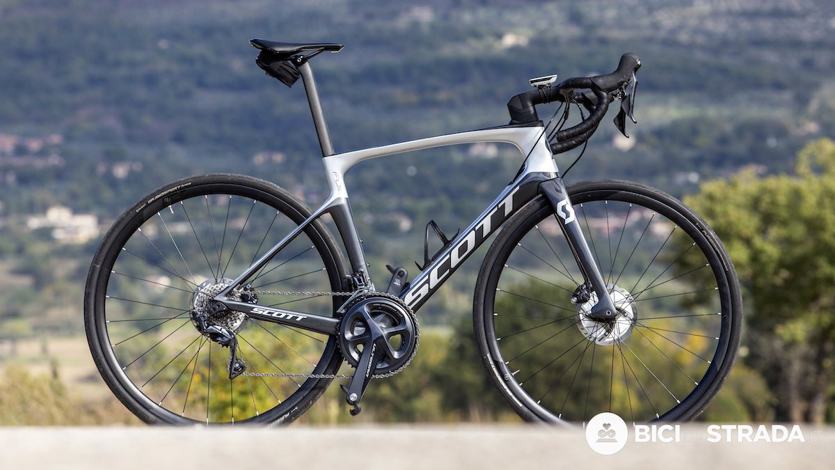 Video Test Scott Foil 20 Disc 2019 Aero Si Ma Anche Comoda E