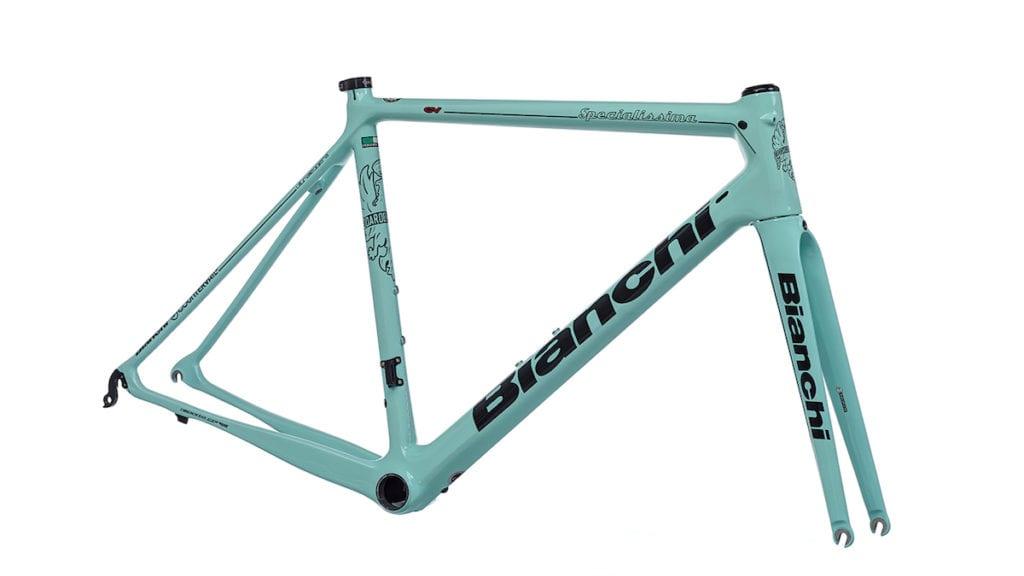 bici da strada Bianchi 2019