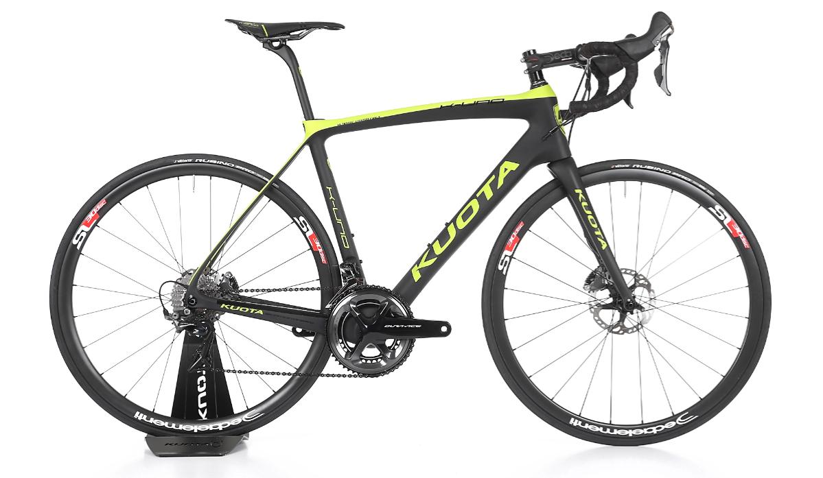 bici endurance 2019
