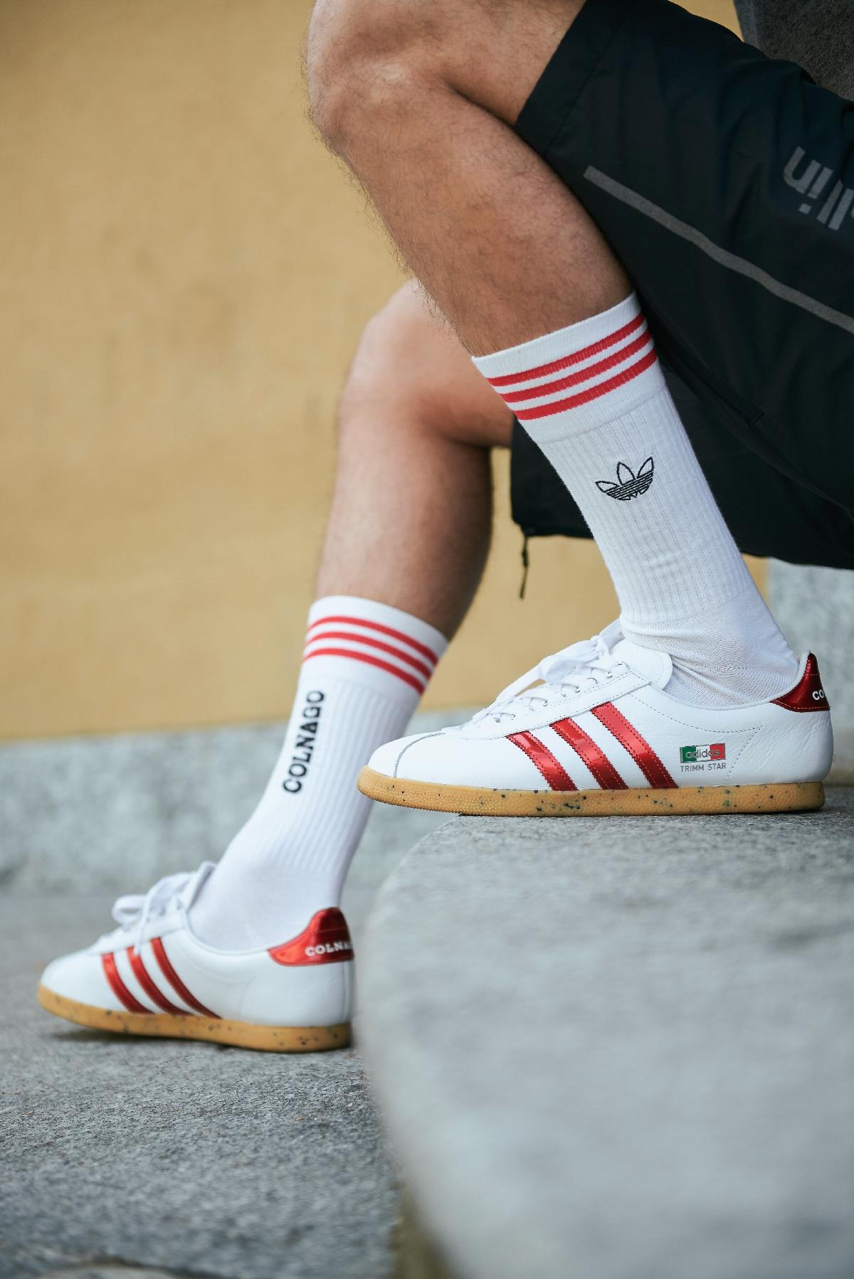 Colnago e Adidas