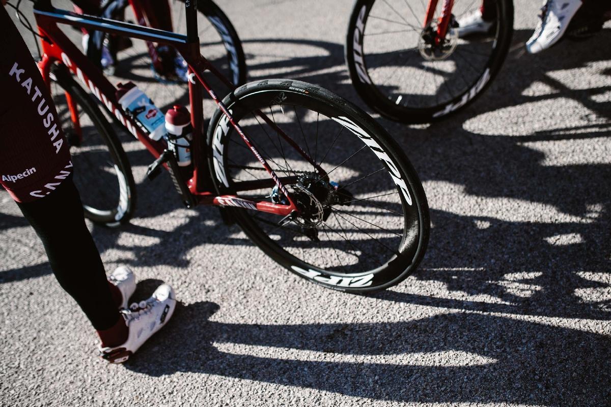 bici Canyon del Team Katusha Alpecin