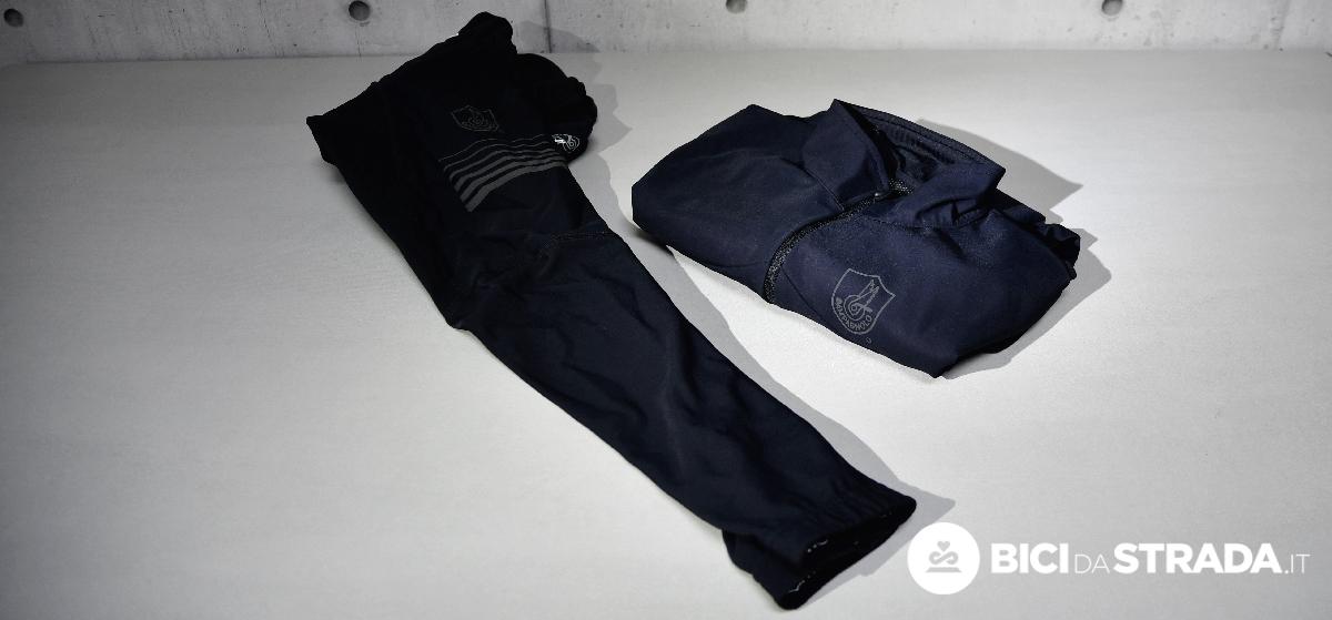 abbigliamento invernale Campagnolo