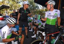 Selle Itaila e Team Dimension Data