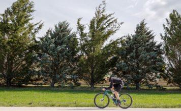 uscire in bici con il vento