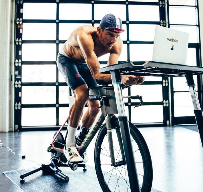 allenamento sui rulli