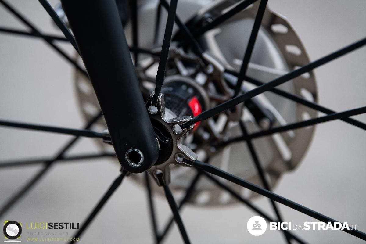 Fulcrum Racing Zero Carbon Disc Brake