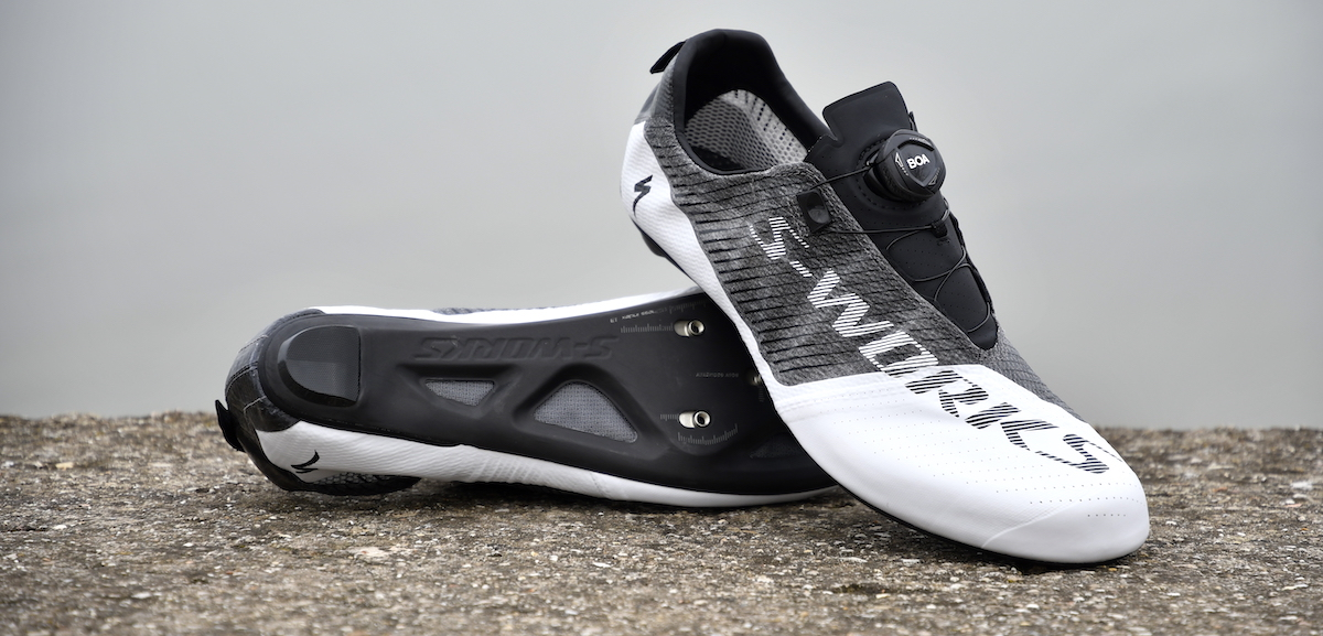 Scarpe Specialized S Works Exos ed Exos 99 Ltd: leggerezza