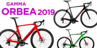Bici da strada Orbea 2019