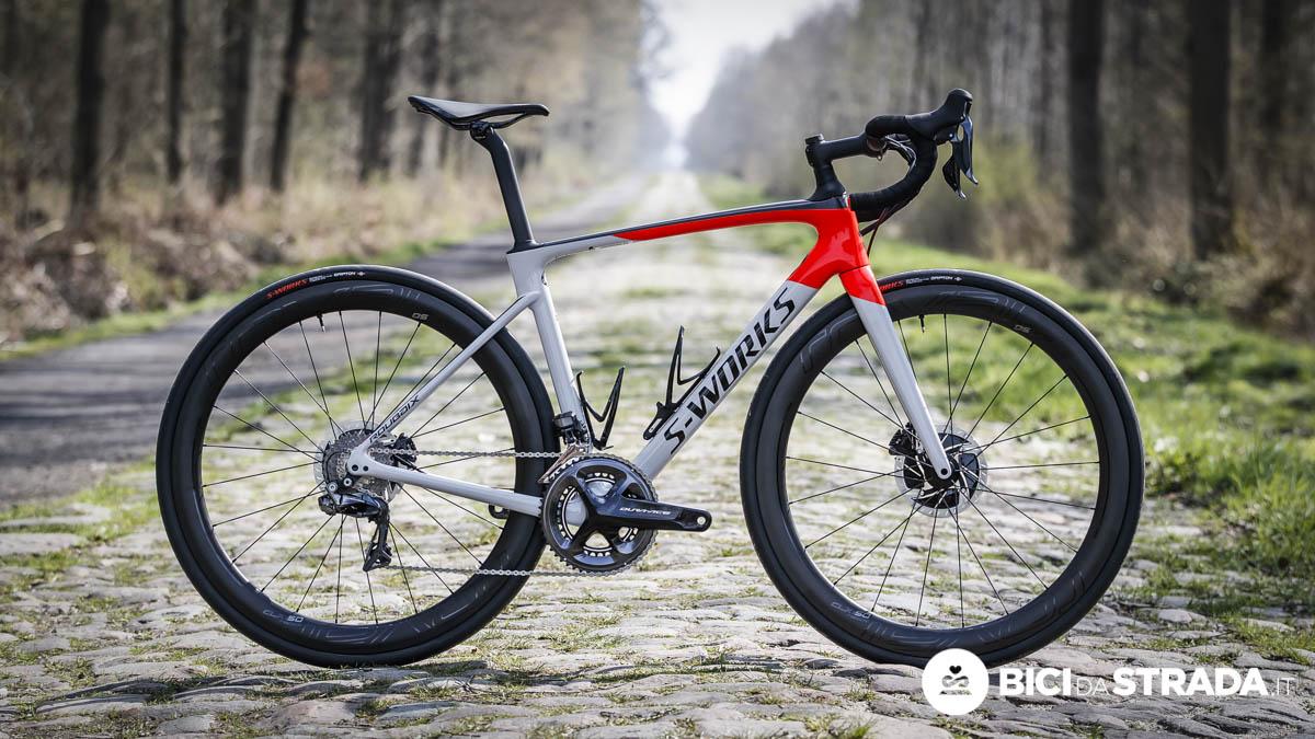 Specialized Tarmac o Roubaix