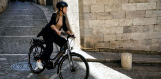 Da casa al lavoro in E-Bike