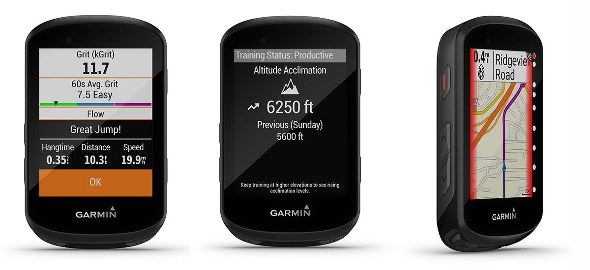 Garmin Edge 530 e 830