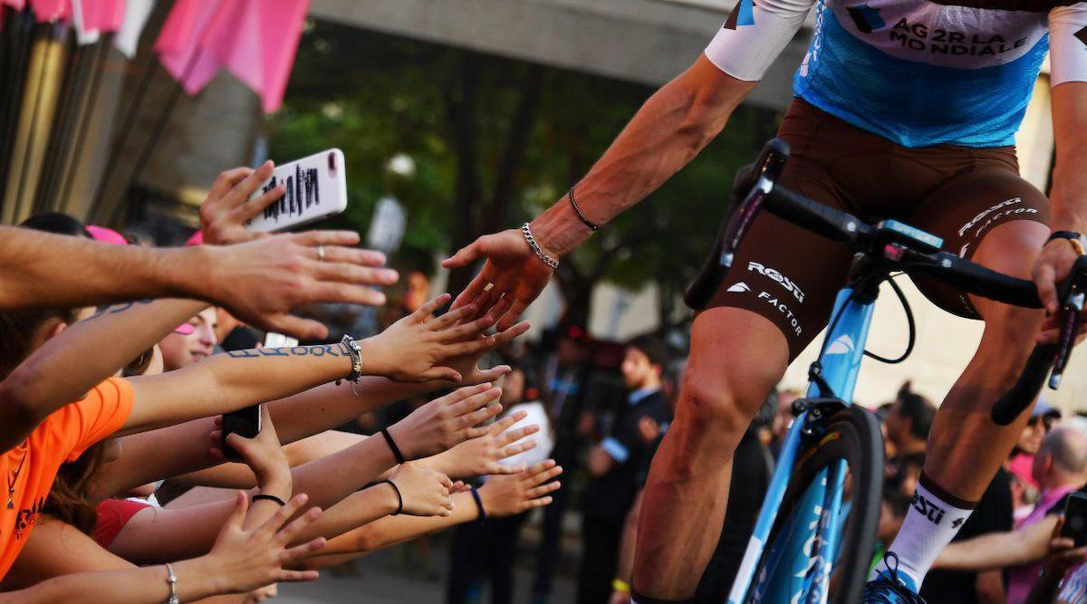 Parte il Giro d'Italia