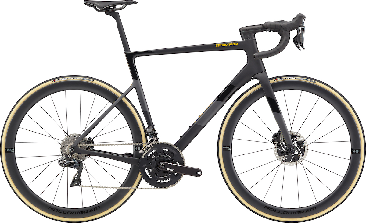 Nuova Supersix Evo 2020 by cannondale