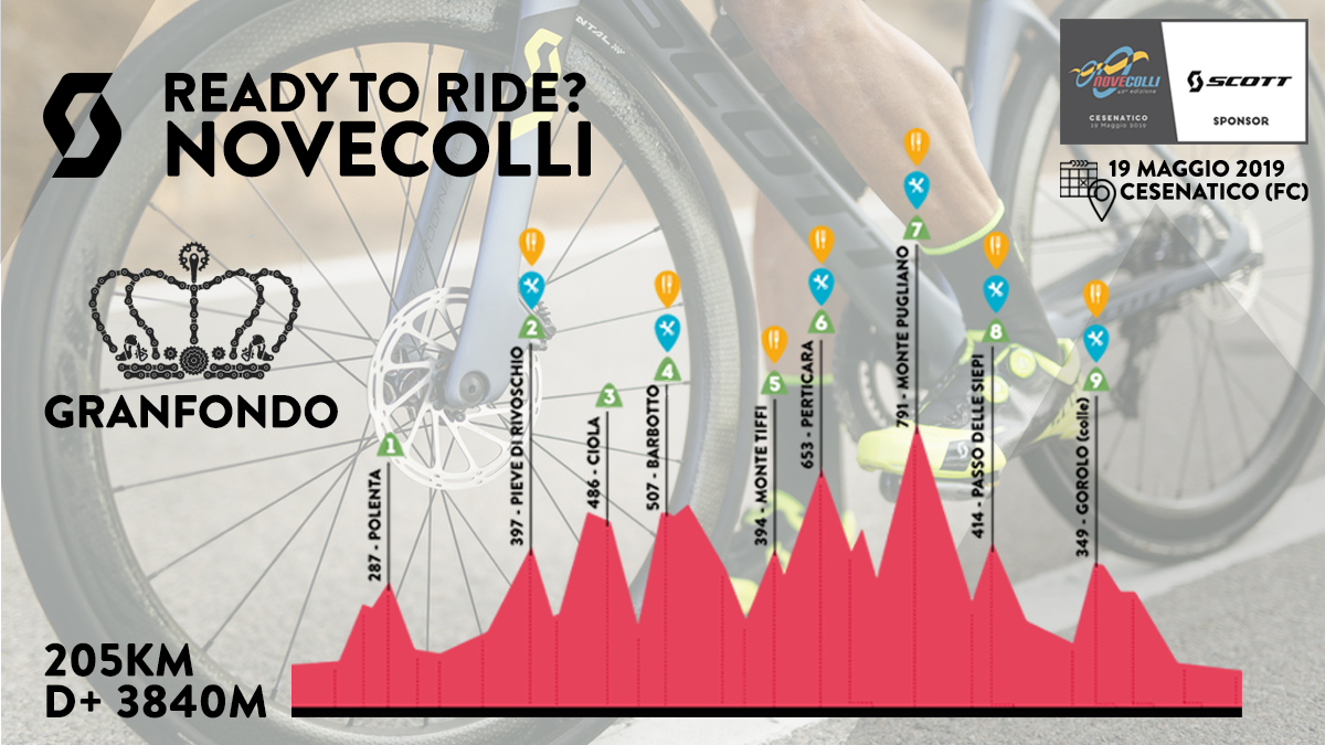 Nove Colli Bike check up gratuito