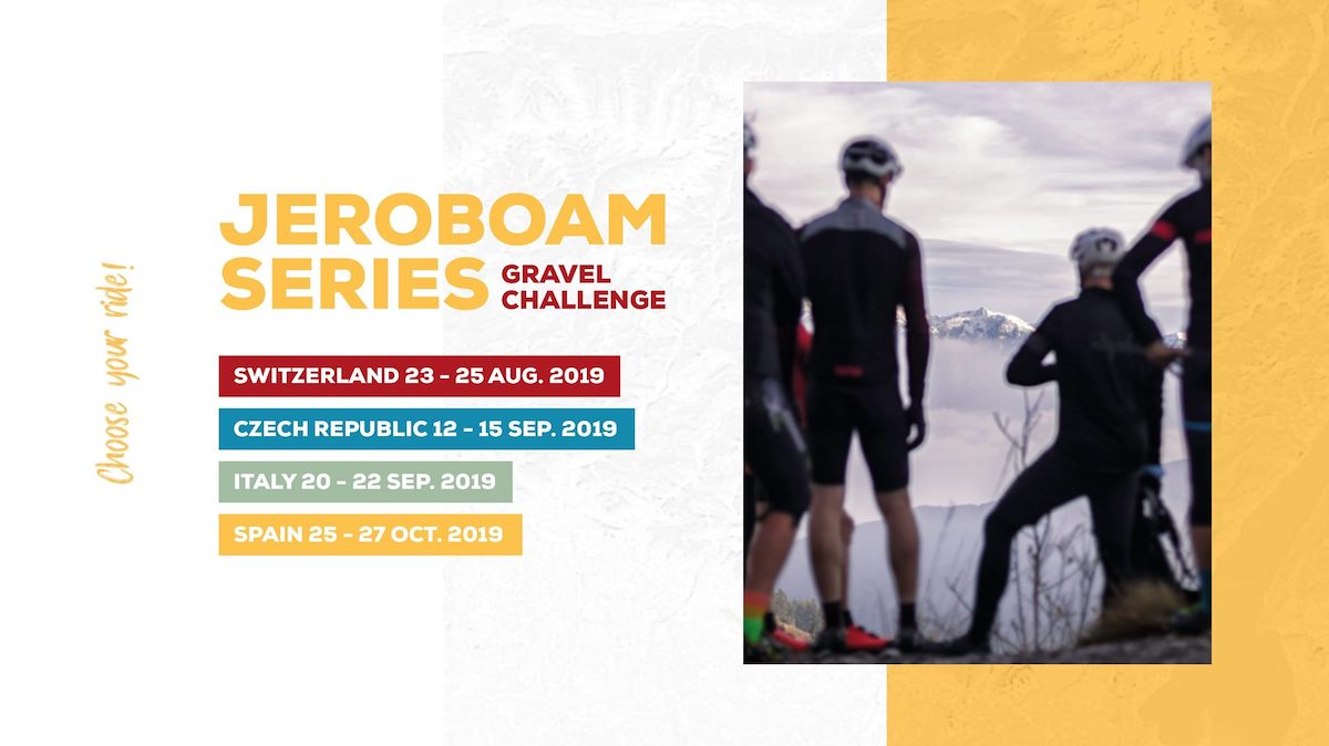 Jeroboam Gravel Challenge 2019