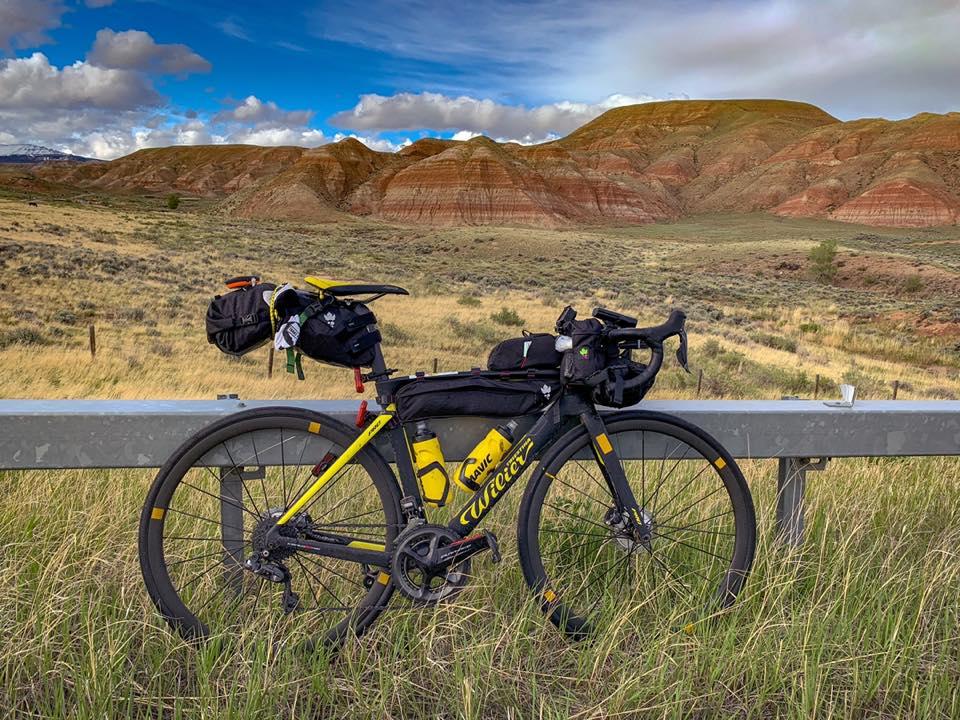 Trans Am Bike Race
