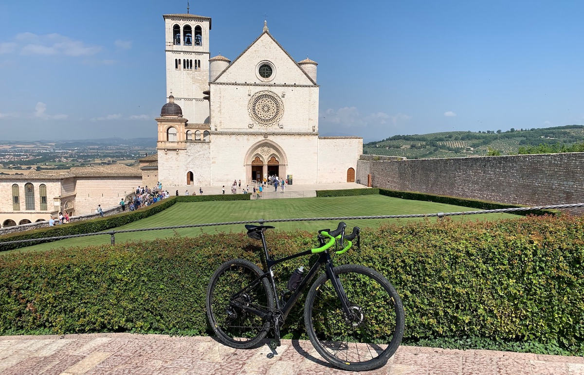 Evo Trail Assisi