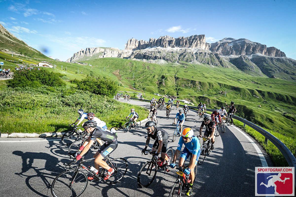 Maratona dles Dolomites 2019
