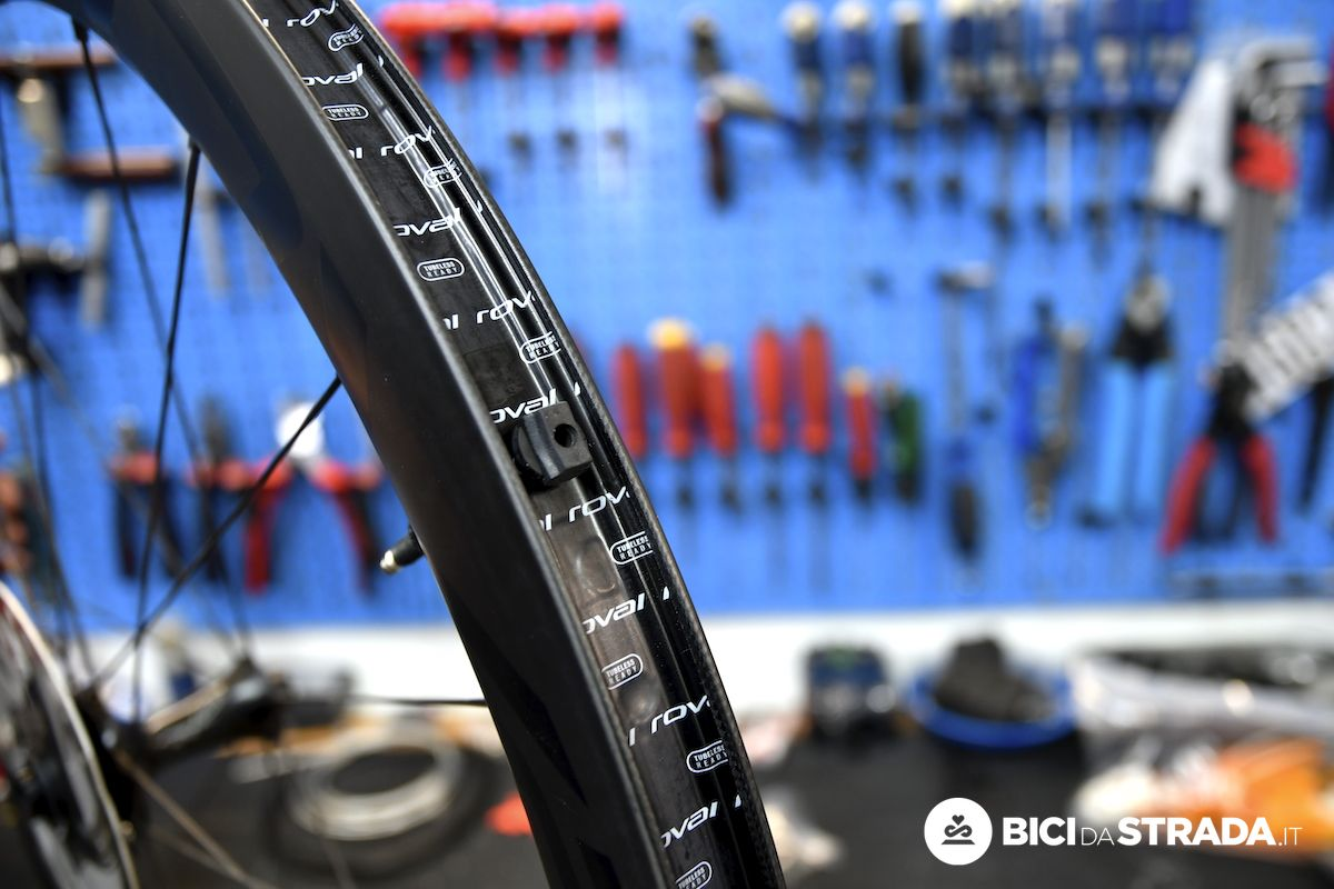 Disco e tubeless