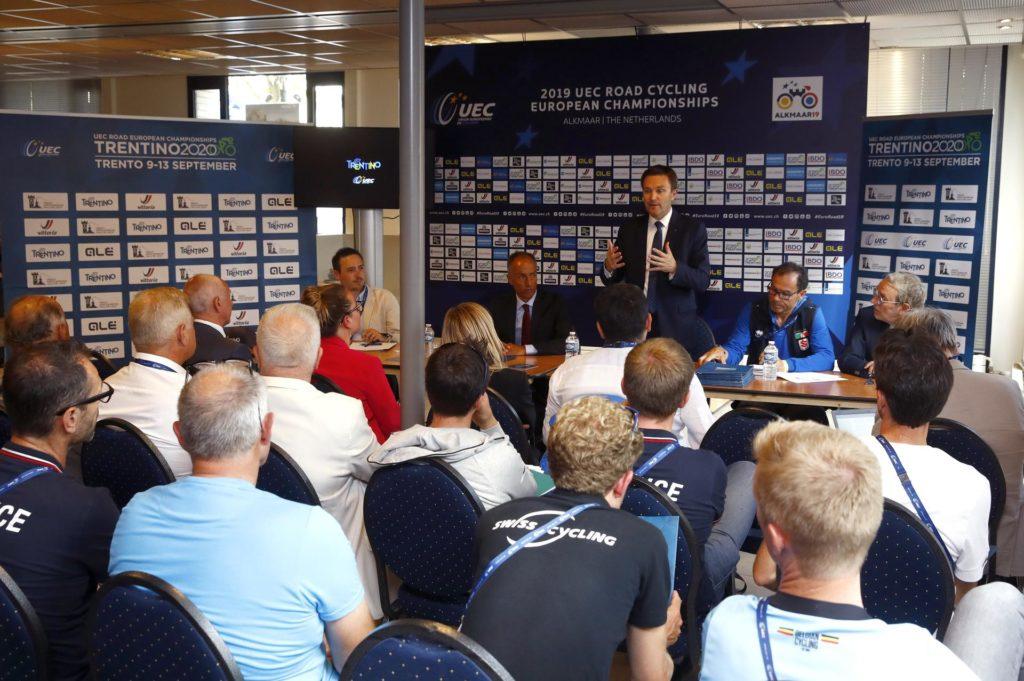 Campionati Europei 2020