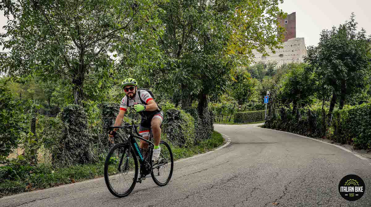 Shimano Steps Italian Bike Test