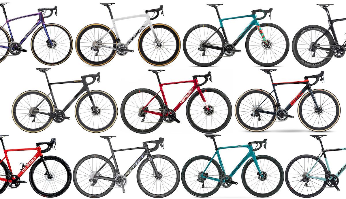 Scegliere la bici da corsa 2020