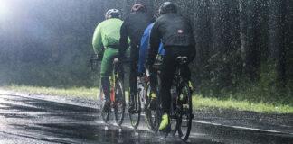 allenarsi con la pioggia