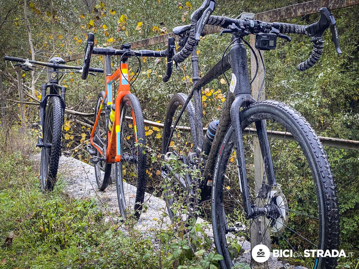 Mtb o bici gravel