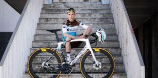 bici Eddy Merckx dell'AG2R per il 2020