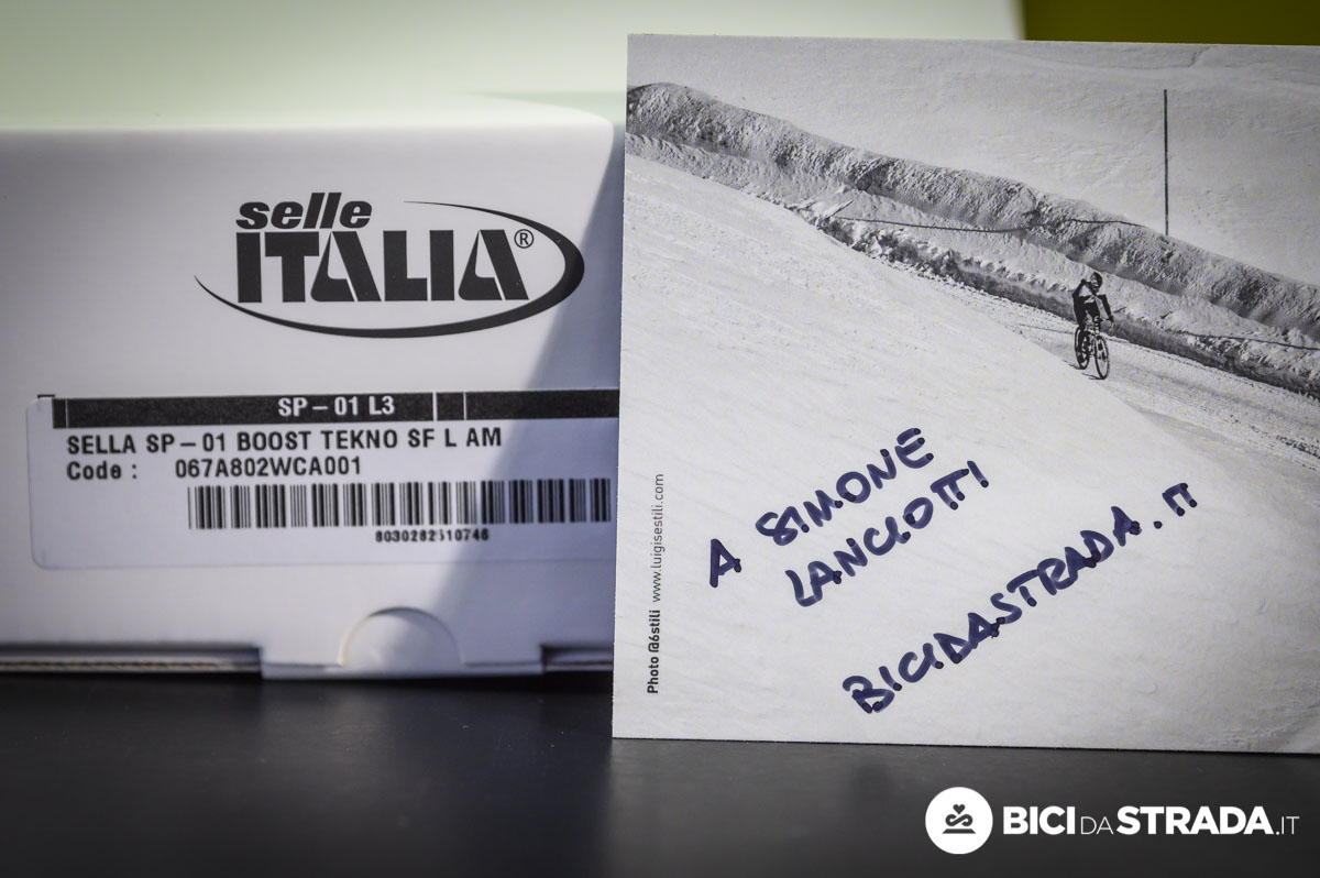 Selle Italia SP-01 Boost Tekno