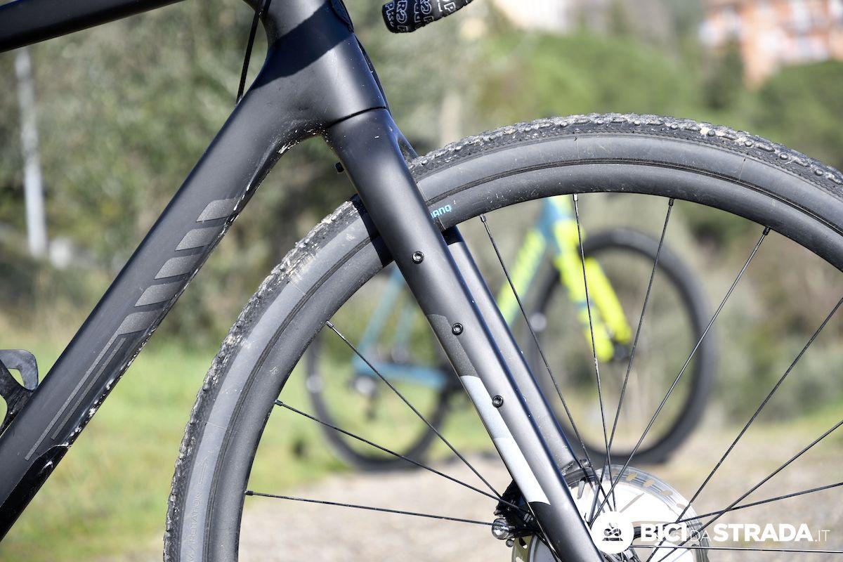 Bici gravel o ciclocross