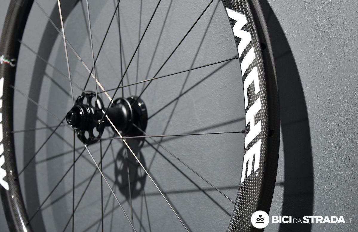 Scegliere le ruote della bici da corsa