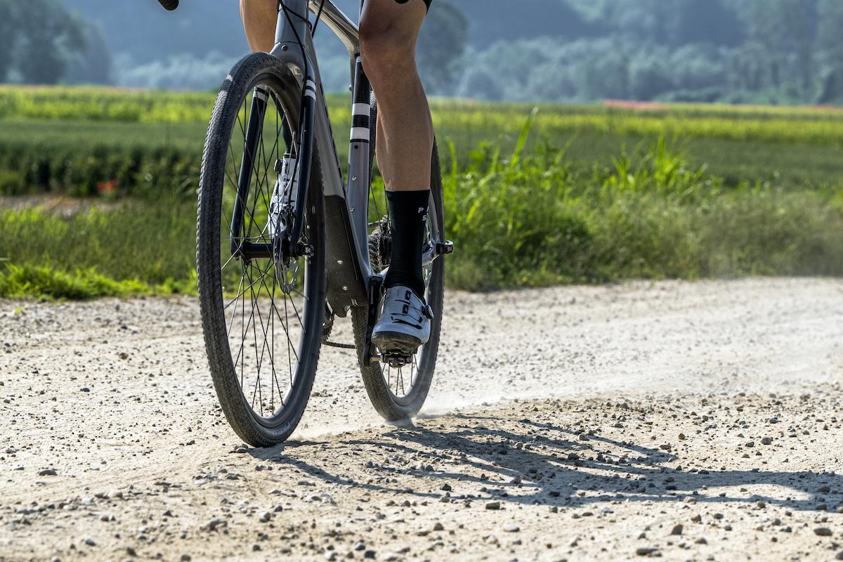 tubeless sulla bici Gravel