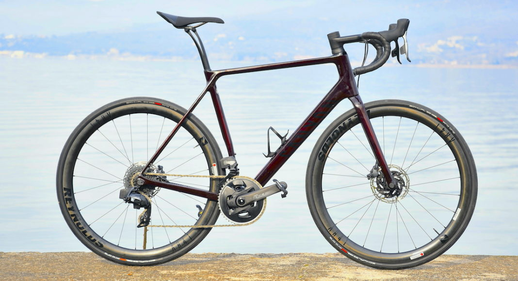 Canyon Endurace CF SLX 8.0