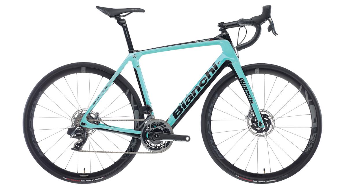 bici da corsa 2020 preferita